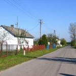 Fragment zabudowy Sulikowa [2010 r.]. Foto W. Cichecki.