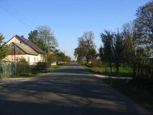 Fragment zabudowy Krasówka [2010 r.]. Foto W. Cichecki.