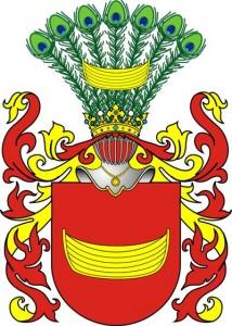Herb Łodzia.