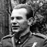 """Mjr Eugeniusz Gedymin Kaszyński """"Nurt"""", dowódca I Batalionu 2. Pułku AK"""