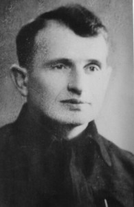 "Ppor. Bronisław Skóra-Skoczyński ""Robotnik"", z-ca dowódcy 2. kompanii"