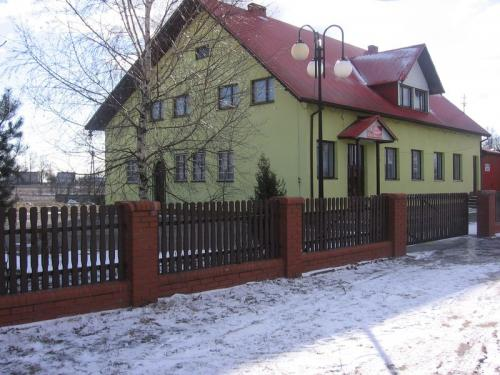 Dom Strażaka w Bebelnie [2008 r.]. Foto W. Cichecki.