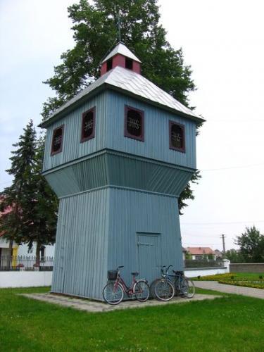 Dzwonnica [2007 r.]. Foto W. Cichecki.