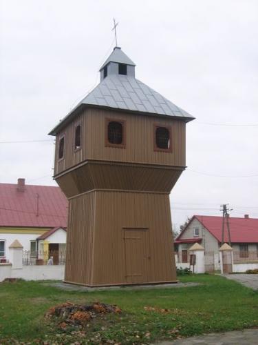 Dzwonnica [2012 r.]. Foto W. Cichecki.