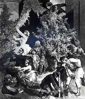 M. E. Andriolli, Zielone świątki.